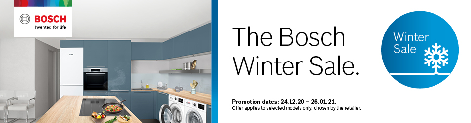 Bosch Winter Sale