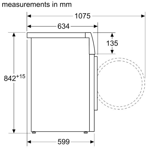 Bosch WTN85201GB