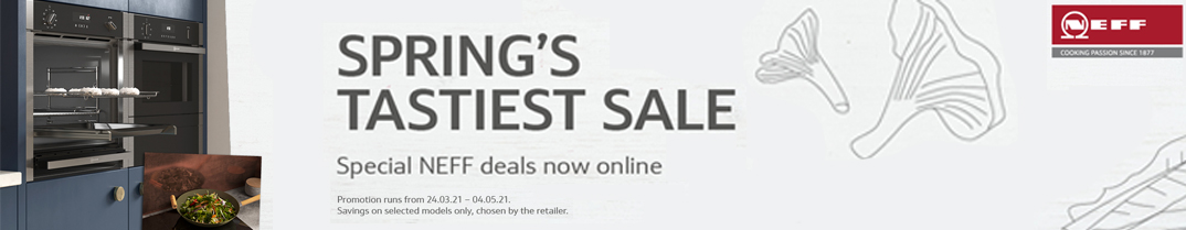 Neff Spring Sale