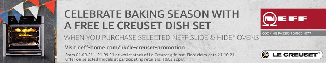 Neff Free Le Creuset